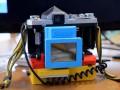 树莓派3D打印项目将老相机带进数字时代