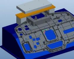自动热熔机治具设备图纸 (ProE设计,Asm/Prt格式)
