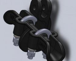 耐涨线器 (SolidWorks设计,Sldasm格式)