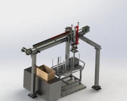 吸吊机(1) (SolidWorks/ProE/UG(NX)/Catia设计,step(stp)格式)