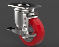 万向轮(SolidWorks/ProE设计,step格式)