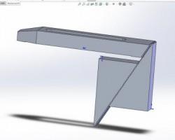60度垫块和压板组合(SolidWorks设计,Sldprt/Sldasm/SLDDRW格式)