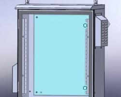 600-500-300变频器箱(SolidWorks设计,Sldprt/Sldasm格式)