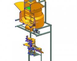 自动化灌装设备(SolidWorks设计,step/iges/x_t/其他格式)