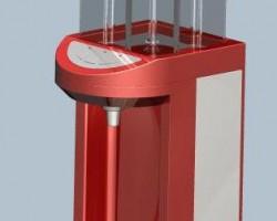Mini 桌上净水器(ProE/Creo.Elements/Creo设计,Prt格式)