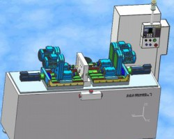 精加工机床(UG设计,Prt格式)