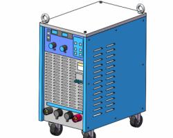 OTC焊机(SolidWorks设计,step/Sldprt格式)