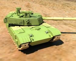 装甲坦克(Solidworks设计,step/iges/Sldprt/Sldasm格式)