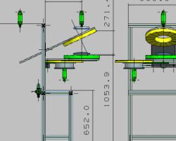 全自动茶叶包装机(UG设计,step格式)