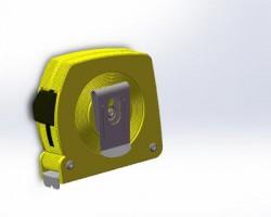 卷尺(SolidWorks设计,step/iges/Sldprt/Sldasm格式)