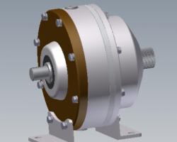 NAD行星减速器(Inventor设计,step/ipt格式)