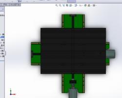 工作台(SolidWorks设计,Sldprt格式)