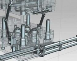 一款注塑模具3D模型,仅供参考(UG设计,提供Prt格式)