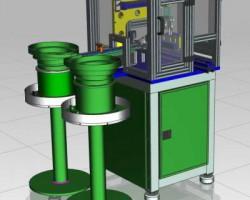 基于马赫原理自动振动给料机(UG设计,提供Prt格式)