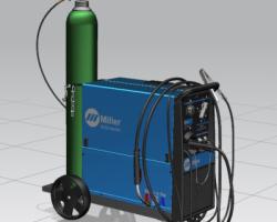 MIG焊机外观设计(UG设计,Prt格式)