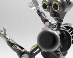 BOT机器人(UG设计,Prt格式)