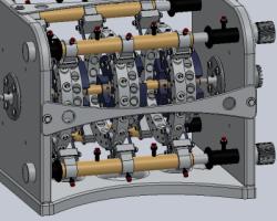 Perendev磁电机(SolidWorks设计,step/iges/Sldprt/Sldasm格式)