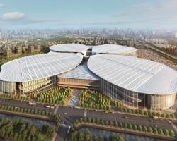 2018国际橡塑展搬迁到大型场地在上海