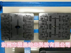 供广州压铸模真空镀膜加工.LED灯饰压铸件耐高温纳米涂层
