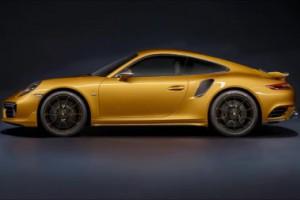 2018年保时捷911 Turbo S系列-生产视频_漂亮!