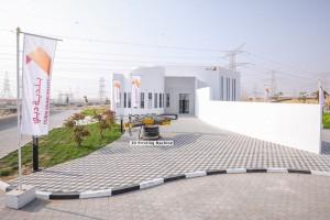 多图看迪拜世界面积最大的3D打印建筑,高9.5米,占地面积640平方米