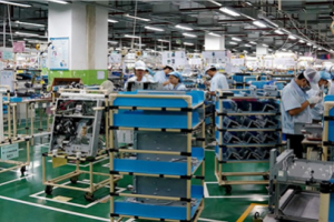 斯坦德:大型汽配生产线自动化解决方案分析