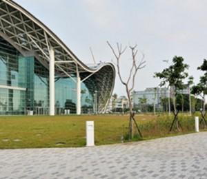台湾高雄会展馆Koahsiung Exhibition Center