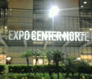 巴西圣保罗北方会展中心Expo Center Norte