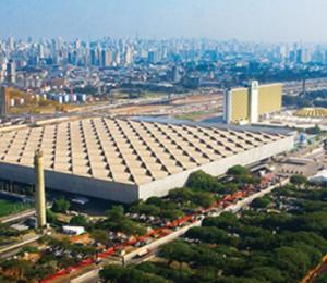 巴西圣保罗安年比会展中心Parque Anhembi