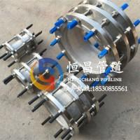 潞城双法兰传力接头在水泵出口处和管道转角处起到的作用