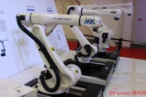 工业机器人的驱动系统分类及特点