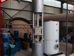 沼气通过沼气火炬回炉焚烧利用是沼气利用的最佳方案