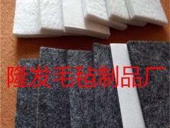 背胶无纺布,单面背胶不织布,3M背胶绒布垫